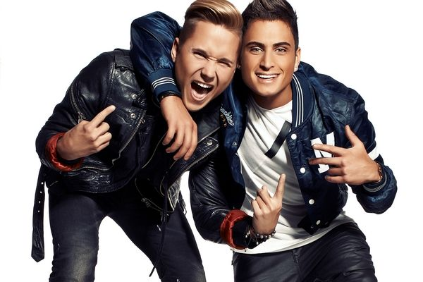 Samir Viktor Bada Nakna Lyrics Melodifestivalen 2016