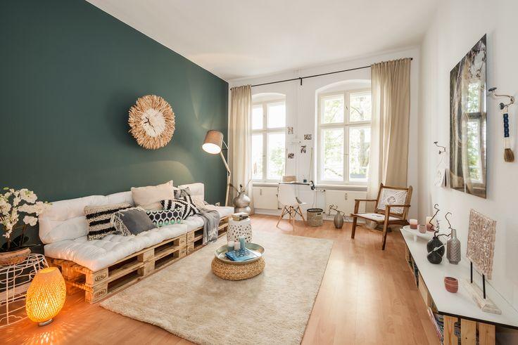 Zeitloser Altbau inmitten des bunten Schillerkiezes in Neukölln. Die vier Eigentumswohnungen in unserem Objekt in der Okerstraße verfügen über 1 und 3 Zimmer.