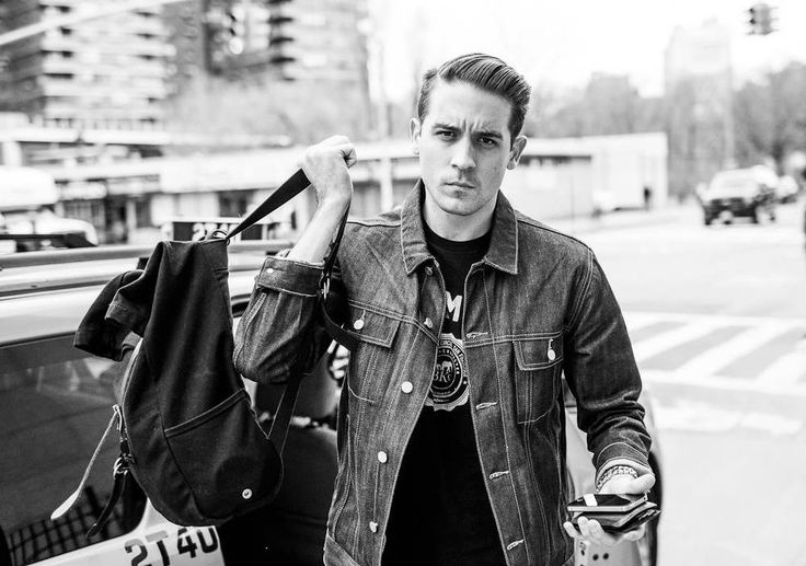 G Eazy....is so sexy :3