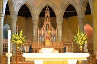 St Mary's of the Angels Basilica Geelong