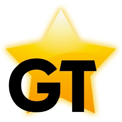Logo of the online magazine AEGEE Golden Times