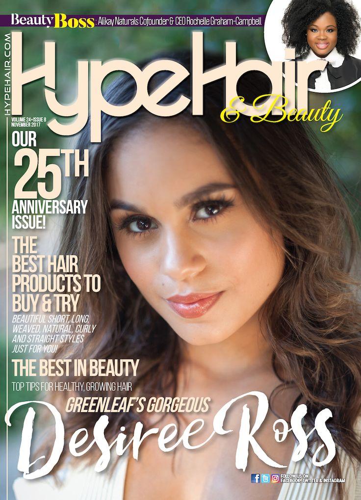 Hype Hair X November 2017