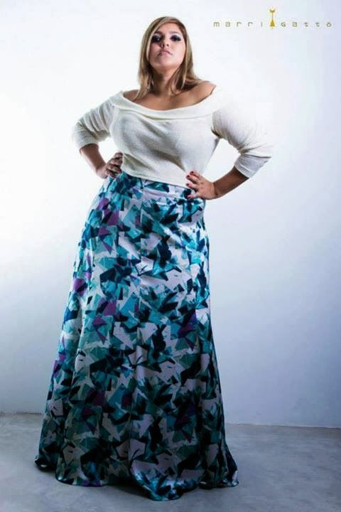 Marri Gattô - Deslizando nas curvas da mulher brasileira.