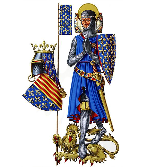 Louis IX (25 April 1214 – 25 August 1270), commonly known as Saint Louis, was a Capetian King of France who reigned from 1226 until his death. Louis IX was a reformer and developed French royal justice, in which the king is the supreme judge to whom anyone is able to appeal to seek the amendment of a judgment. He banned trials by ordeal, tried to prevent the private wars that were plaguing the country and introduced the presumption of innocence in criminal procedure.