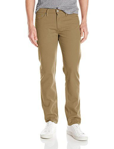 Levi's Men's 511 Slim Fit Jean, Lead Grey - Piece Dye - Stretch, 36W x 36L A modern slim with room to move, the 511 slim fit jeans are a classic since right now. These jeans sit below the waist with a slim fit through the hip and thigh and a slim leg. This pair has just the right amount of stretch for performance and all-day comfort. Cut close to the body, the 511 is a great alternative to the skinny jean – you'll get the same lean look with added comfort. The na
