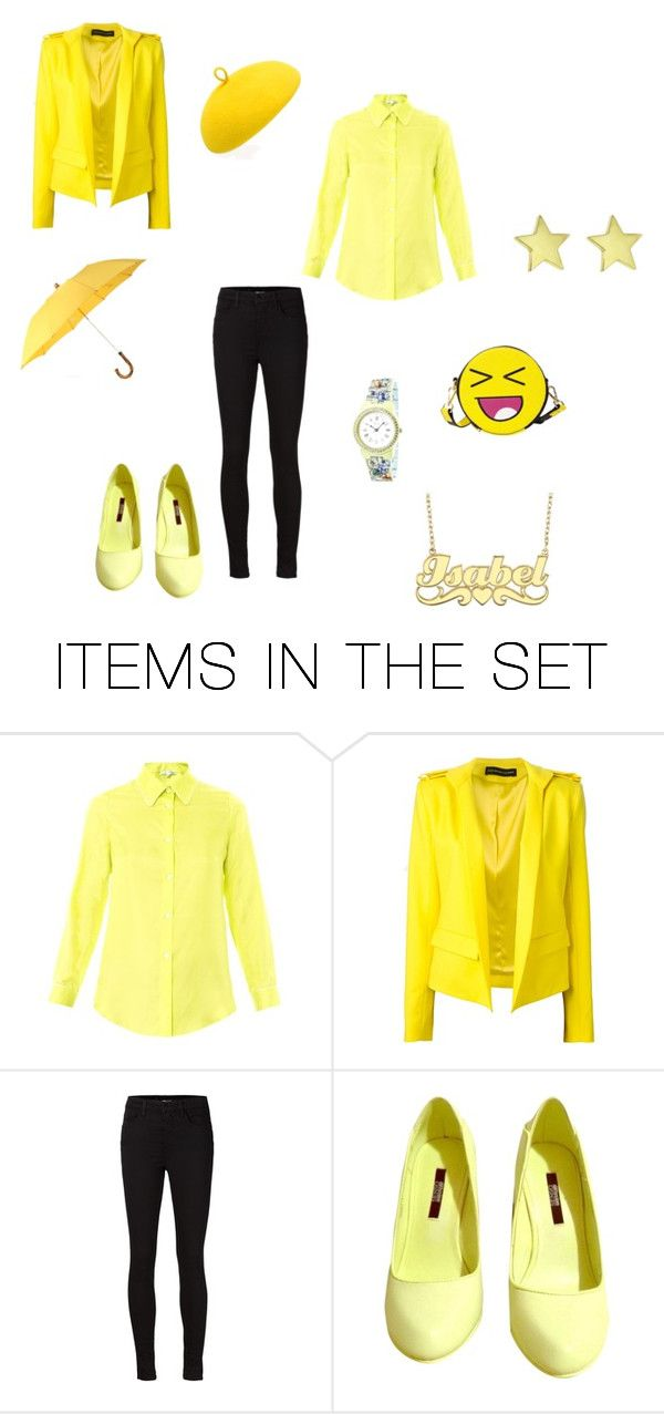 """Yellow"" by neculaescu-alexia on Polyvore featuring art"