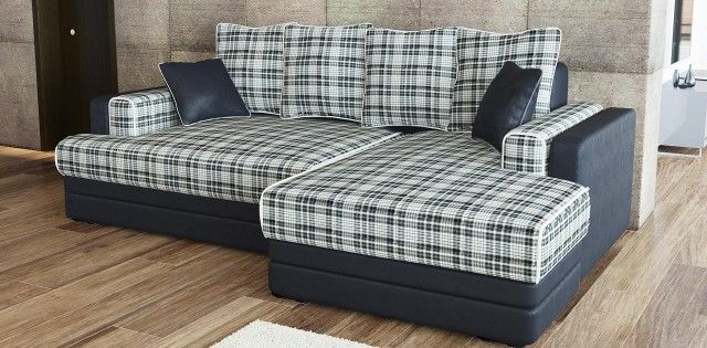 Jazz Corner Sofa Bed Right Hand
