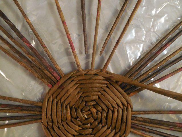 Тема: Заходите в гости (58/83) - Плетение из газет и другие рукоделия - Плетение из газет