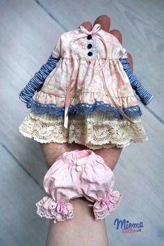 Шьем для кукол вместе
