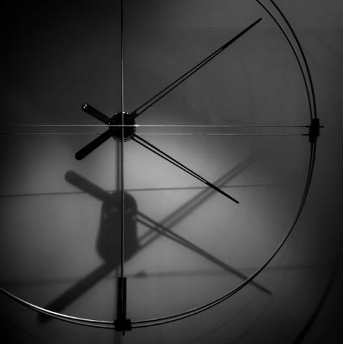 From Barcelona: NOMON clocks. via linear & geometric formality.Love-Spain.