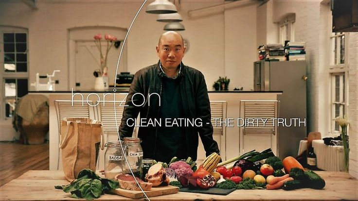 """Imagine if the food you eat could 'clean' your body and make you feel well. Dr Giles Yeo investigates the latest diet craze and social media sensation - clean eating. In a television first, Giles cooks with Ella Mills, the Instagram entrepreneur behind Deliciously Ella, one of the most popular brands associated with clean eating, and examines how far her plant-based cooking is based on science. She tells him clean has lost its way: """"Clean now implies dirty and that's negative..."""