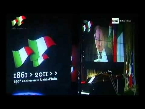 Umberto Eco sul futuro della lingua italiana - 150° Anniversario Unità d'Italia - 1 parte - YouTube