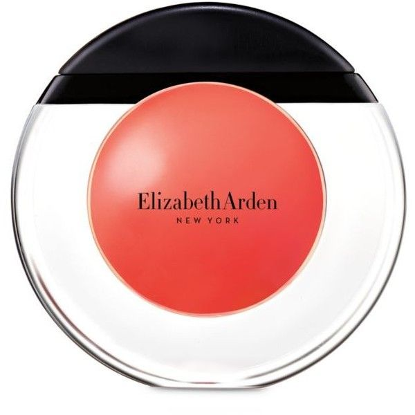 Elizabeth Arden Coral Caress Tropical Escape Sheer Kiss Lip Oil found on Polyvore featuring beauty products, makeup, lip makeup, beauty, coral caress, elizabeth arden makeup, elizabeth arden, anti aging makeup and elizabeth arden cosmetics