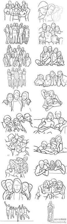 Familier & søskende