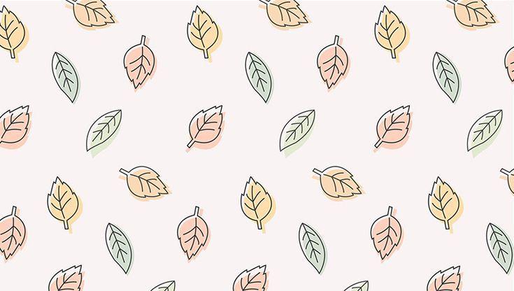 Leaves Computer Wallpaper Desktop Wallpapers Cute Desktop Wallpaper Cute Laptop Wallpaper