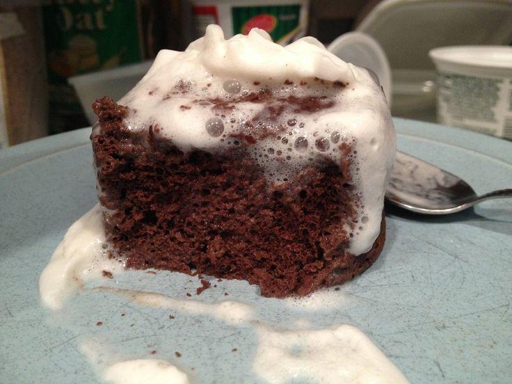 Keto Cake Recipe With Stevia: Apparently The Yummiest Flourless Chocolate Mug Cake (Keto