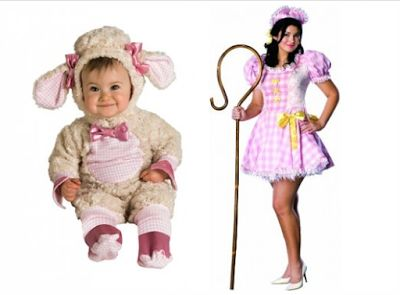 matching mother and daughter halloween costume ideas - Toddler And Baby Halloween Costume Ideas