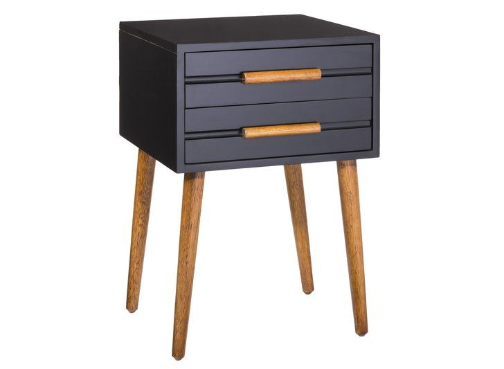 Pin for Later: 21 Affordable Pieces From Target to Make Your Dorm Room Cooler Than the Rest  Room Essentials Accent Table in Black ($60).