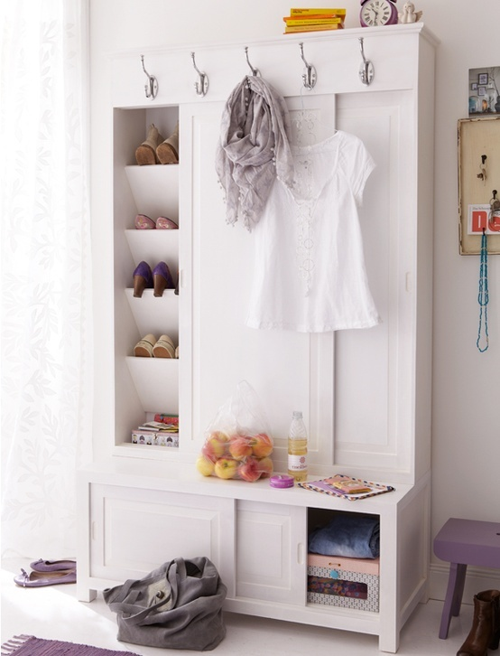 Sliding door storage Armoire! Spotlight on Car-Moebel // Live Simply by Annie
