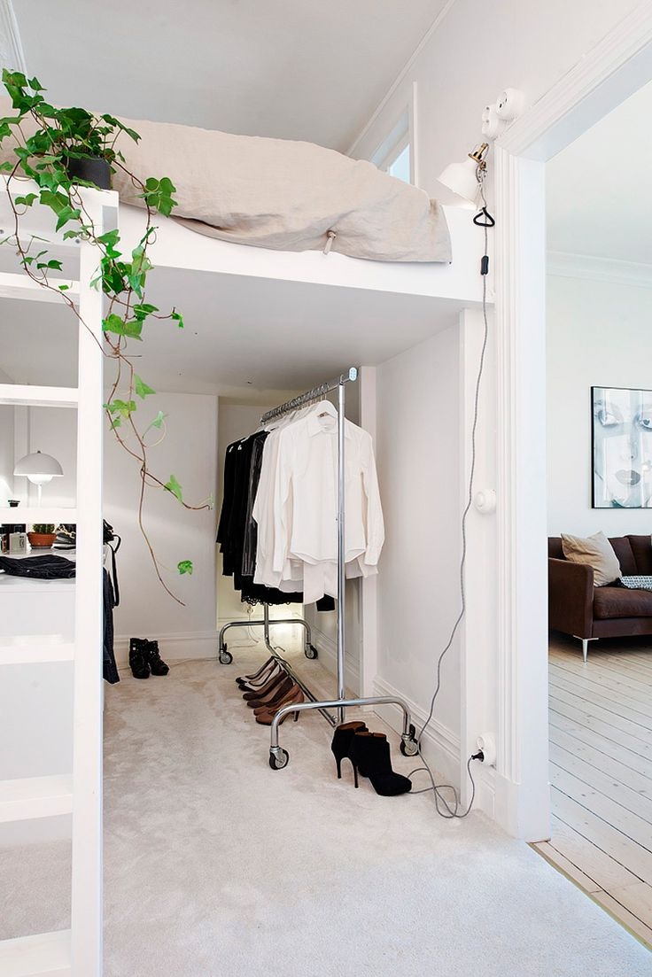 1000 ideas about studio apartments on pinterest Design your bedroom from scratch