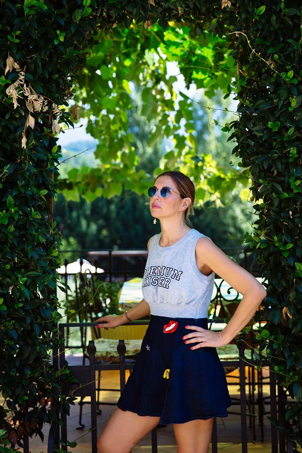 L'abitojeans, un must have intramontabile! - http://www.2fashionsisters.com/abito-jeans-must-have-intramontabile/ - 2 Fashion Sisters Fashion Blog - #AbitoFollowUs, #AbitoJeans, #Followus, #VestitoJeans