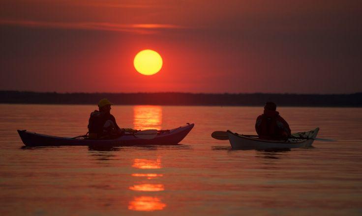 Thorness Bay - NFKCC - Solent Sea Kayaking - #kayak #kayaking