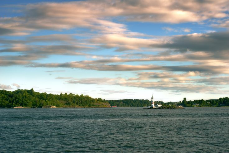 Relax in Oslo - Taken on a ferry in Oslo, Norway. It was a very nice day. We…