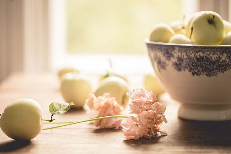 Aamu omenatarhassa: Tämä syksy