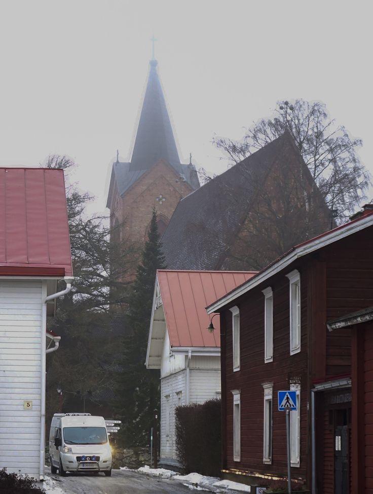 Rveing Hauho old village