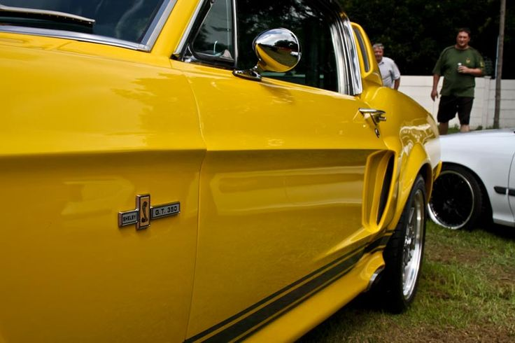 One of my favourite pastimes - going to car shows. The 60 Mustang is my favourite