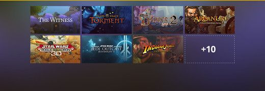[GOG] Monstrous Winter Sale Day 3. New bundles: Activision Hits 2 (VTM Bloodlines Caesar 3 Zork Grand Inquisitor more) EA Strategy (Dungeon Keeper Populous The Beginning SPORE more)