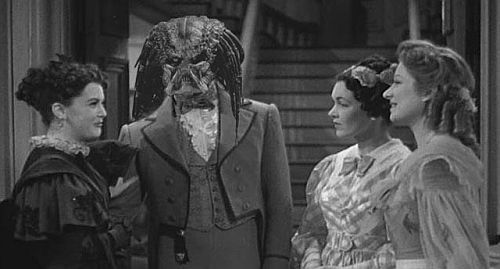 'Pride and Predator' (1940)      via rocketjumper: florencio