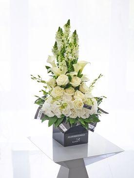 Interflora unveils exclusive Julien Macdonald collection