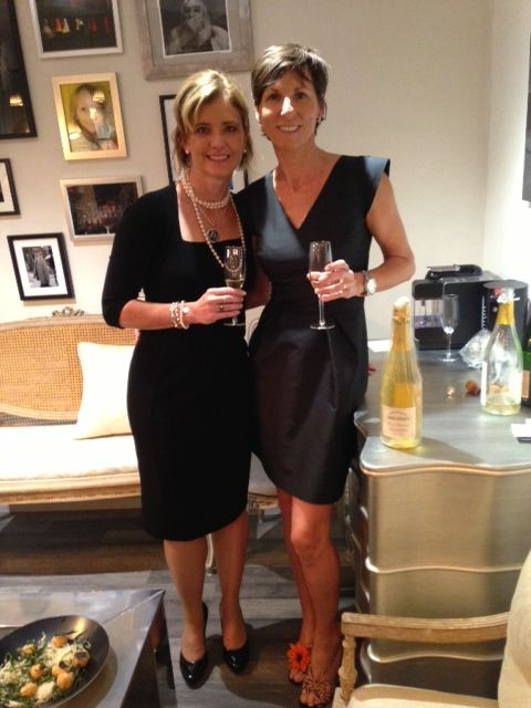 Virginie and Amanda from the Truffle man www.frenchrendezvous.com.au