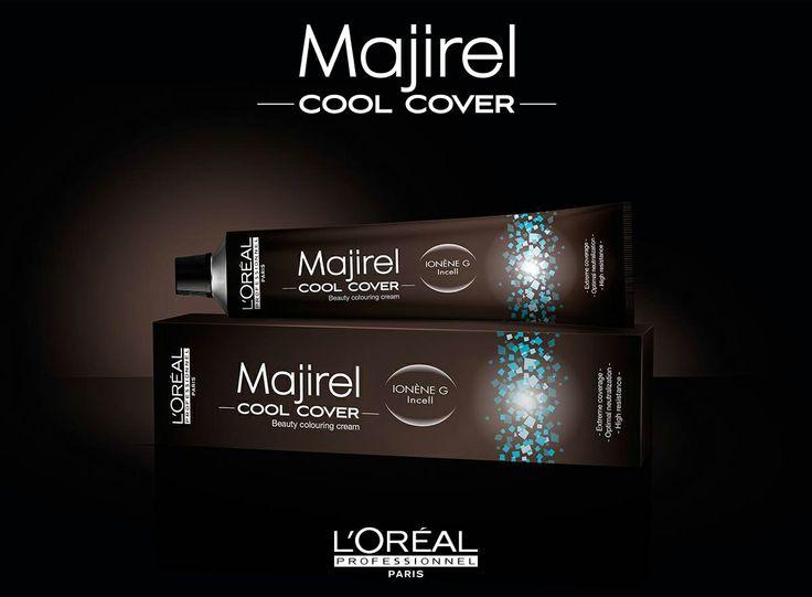 L'Oréal Professionnel Majirel Cool Cover Extreme coverage 50ml.