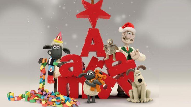 Aardman Christmas TV schedule 2017 | Wallace and Gromit