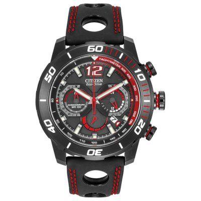 Citizen - Men\'s Primo Stingray 620 Chrono Eco-Drive Watch - CA4085-08E - RRP: £249.00 - Online Price: £198.00
