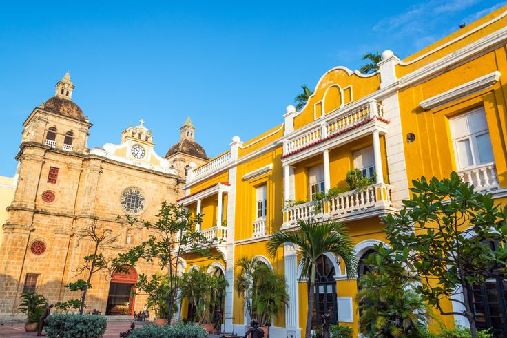 Viajar a Cartagena de Indias - http://www.miviaje.info/viajar-a-cartagena-de-indias/