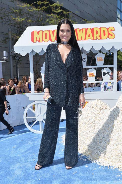 【ELLEgirl】ジェシー・J|2015 MTVムービー・アワードでベストドレッサーを探せ!|エル・ガール・オンライン