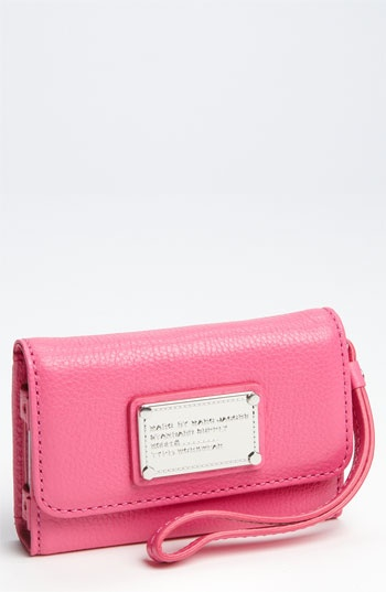 MARC BY MARC JACOBS 'Classic Q' Phone Wallet | Nordstrom