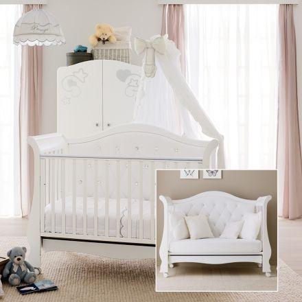 34 best images about besondere babyzimmer luxus babymbel designer babybetten on pinterest shops modern and retro - Babyzimmer Luxus