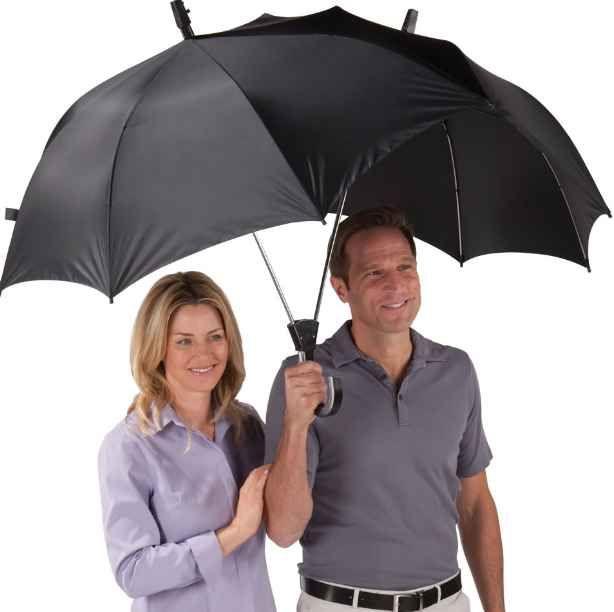 The Dualbrella