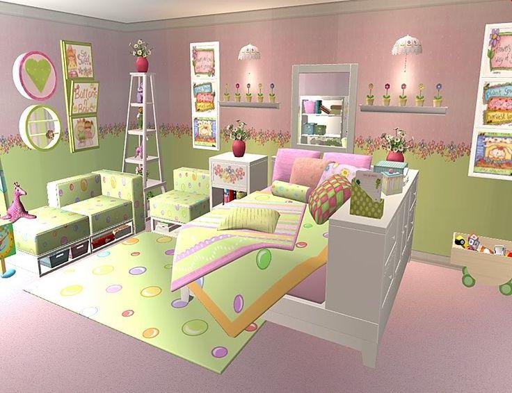 Cc Sims  Living Room