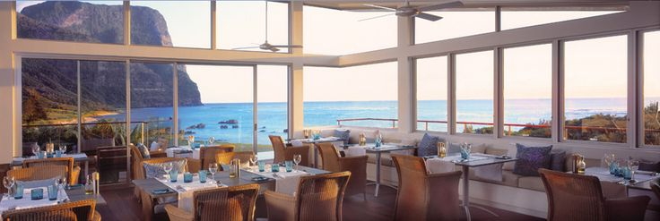 Lord Howe Island - Capella Lodge. Fine dining in the Lodge Restaurant showcases a bounty of local seafood and fresh regional produce. Guests unwind in the petite Capella Spa with its menu of signature treatments for complete relaxation.