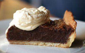 """Torta de Chocolate da Minny de """"Histórias Cruzadas"""""""