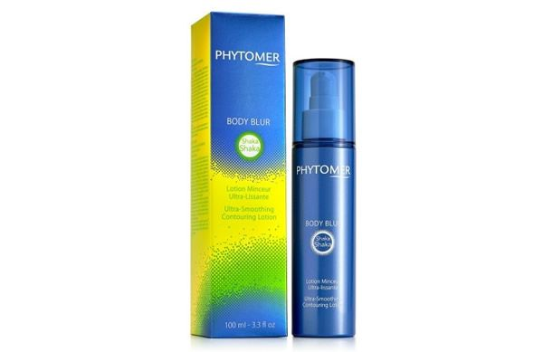 Shake your way to cellulite free skin with the new Phytomer Body Blur Shaka Shaka Ultra-Smoothing Contouring Lotion.