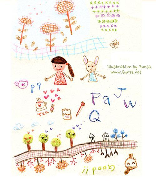 illustration, drawing,  linedrawing, pen, doodle, doodling, Funsa, 일러스트, 드로잉, 낙서, 펀사