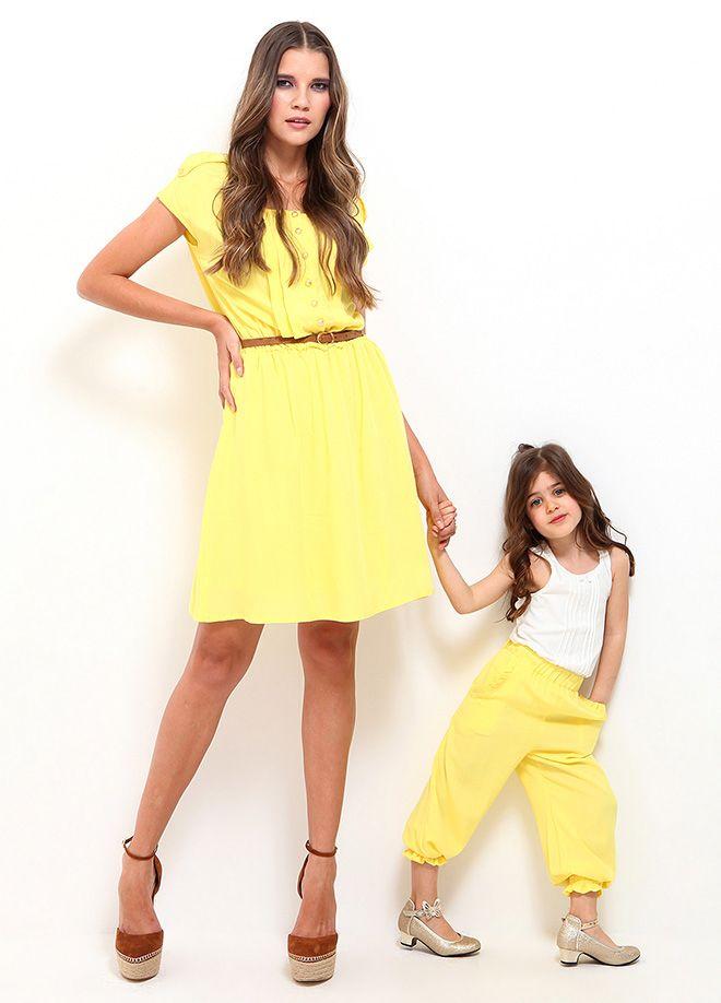 Moda: Anneler ve Kızları Pantolon Markafoni'de 29,99 TL yerine 9,99 TL! Satın almak için: http://www.markafoni.com/product/4402663/