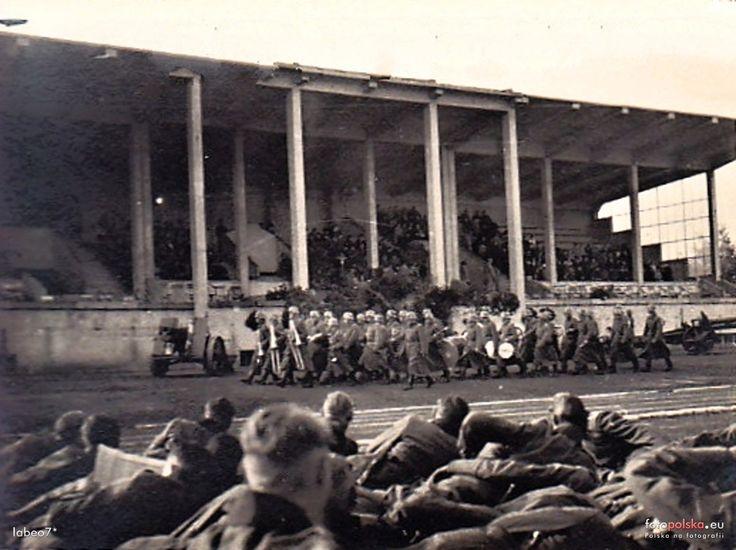 Stadion Polonia Bydgoszcz, Bydgoszcz - 1939 rok, stare zdjęcia
