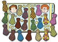 Have fun matching these missionary ties.  This is a fun File Folder Game that…